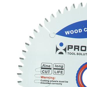 Moretop industrial wood cutting blade 216mm 11203004