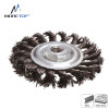 Moretop Twist Knotted Wire Circular Brush 100mm 15106001