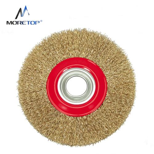 Moretop Crimped Wire Circular Brush 100mm 15003002