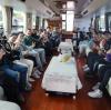 Company trip to the Lake of Thousand Islands
