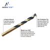 Moretop 25pcs HSS Turboplus Drill Bit Set 20601005