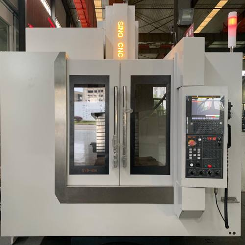 SVD650 small size high speed high rigidity vertical machining center