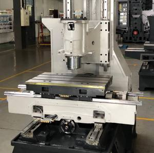 SVB650 small size high rigidity 3 axis cnc milling machine