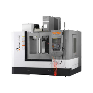 Máquina cortadora de metal cnc de aumento de columna VMC1060B +