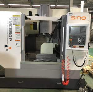 VMC850P vertical machining center