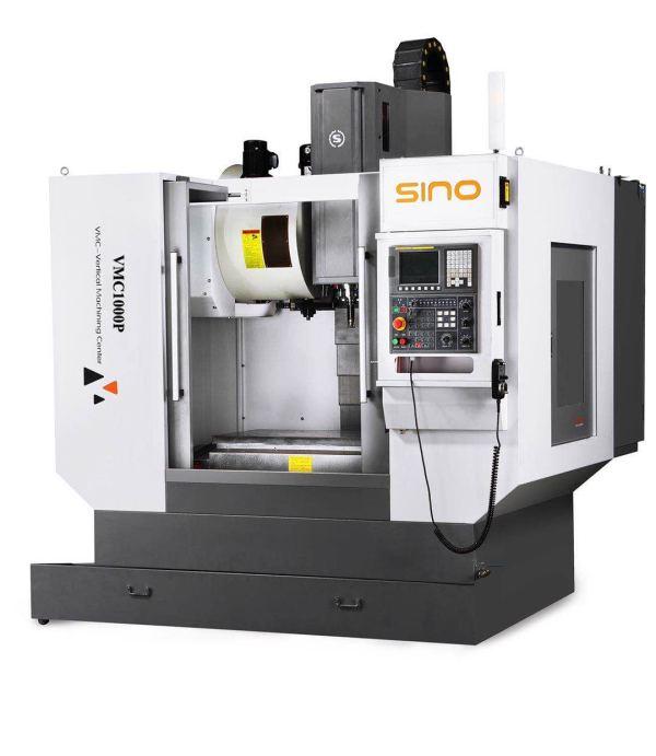 Máquina fresadora VMC1000P vmc cnc