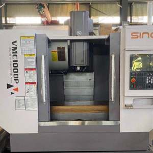 آلة الطحن باستخدام الحاسب الآلي VMC1000P vmc