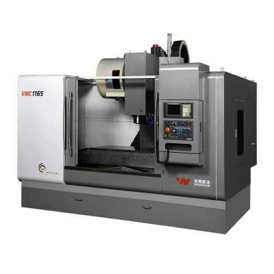 Máquinas herramienta cnc de corte pesado VMC1165