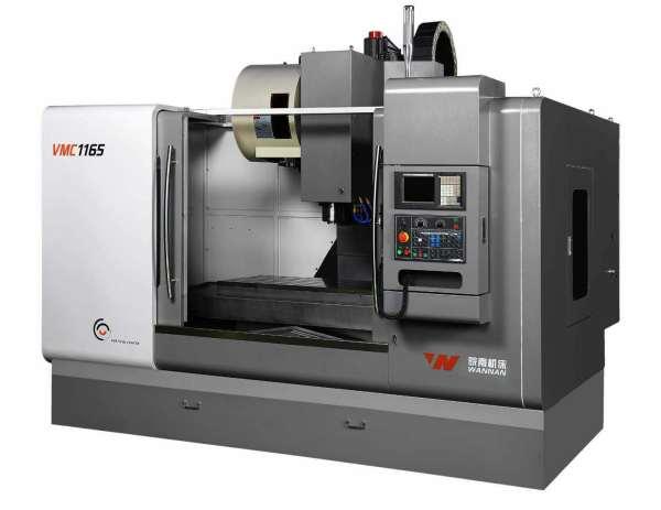 VMC1165 heavy cutting cnc machine tools