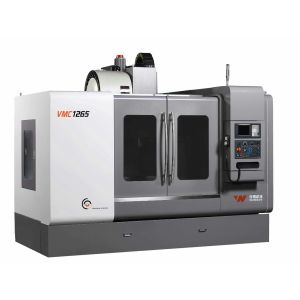VMC1265 metal cutting machining center for sale