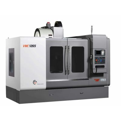 آلة قطع المعادن VMC1265 للبيع