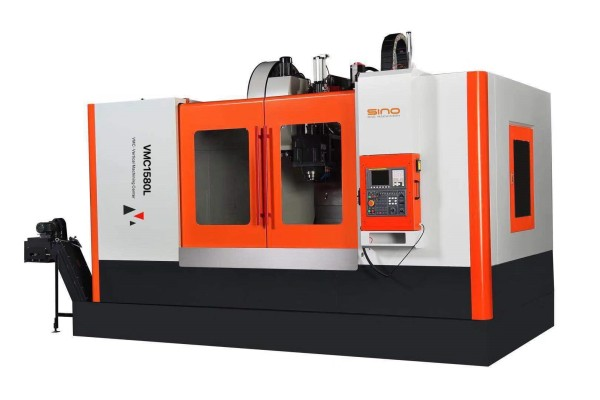 VMC1580L büyük ağır kesme metal işleme makineleri