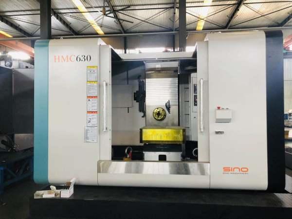 HMC630 horizontal machining center
