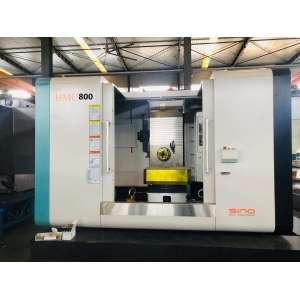 Centro de usinagem horizontal HMC800