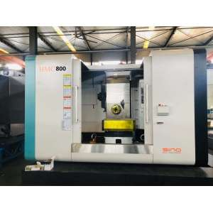 HMC800 horizontal machining center