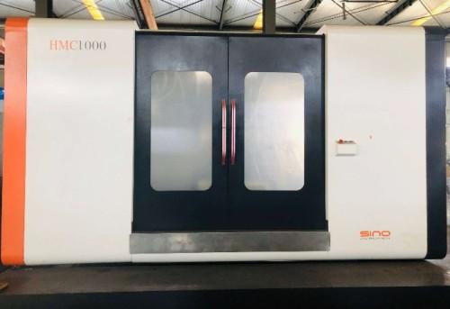 مركز المعالجة الأفقي HMC1000