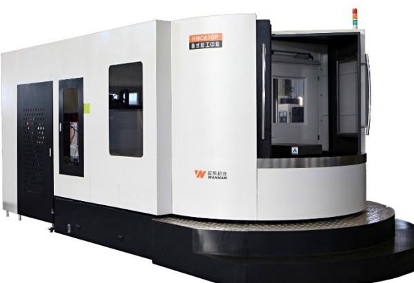 HMC630P yatay freze makinesi