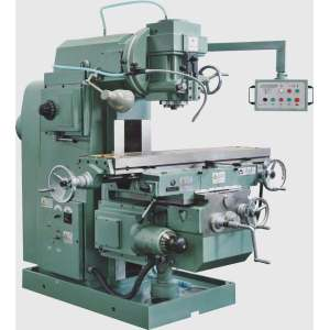 X5032B Vertical Keen-Type Milling machine