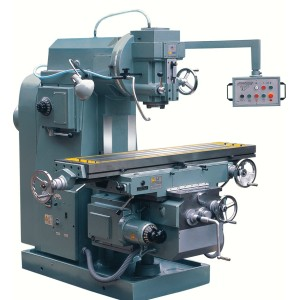 X5036 Vertical manual milling machine