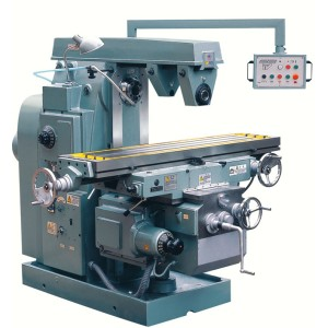 X6036 chip milling machine for metal