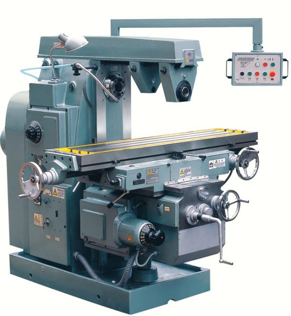 Metal için X6036 talaş freze makinesi