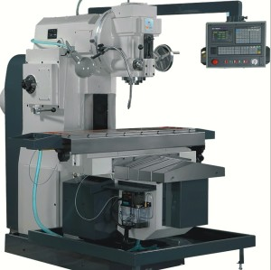 XK5032 Vertical Knee-Type metal working milling machine