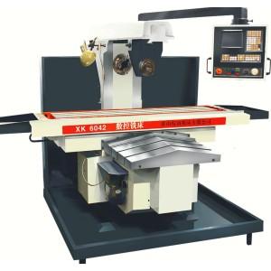 Máquina fresadora vertical tipo joelho XK6042