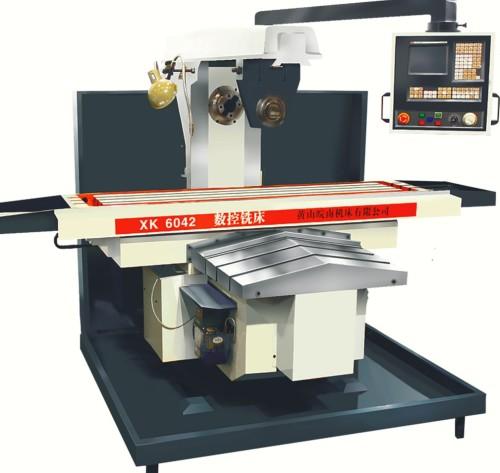 XK6042 Vertical Knee-Type industry milling machine