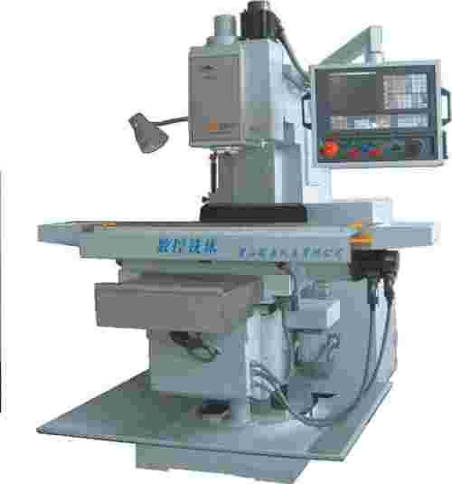 آلة القطع المعدنية العمودية من نوع الركبة XK5030B