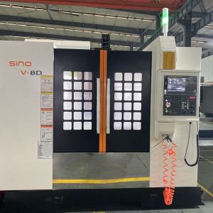 V-8D built-in high speed vertical machining center