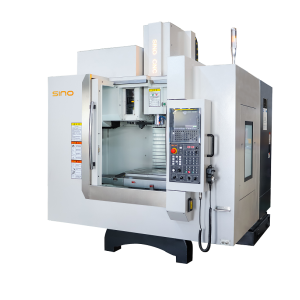 SVB500 small size high rigidity vertical machining center
