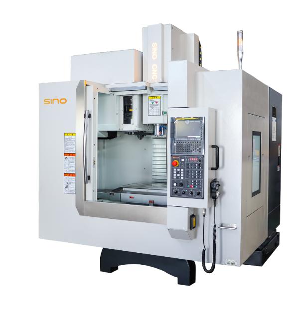Centro de usinagem vertical SVD500 de alta velocidade, tamanho pequeno e alta rigidez