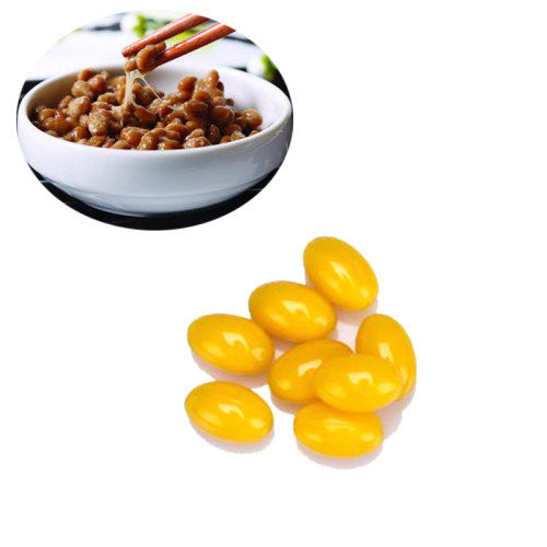 Dietary supplements High quality OEM Natto extract Softgels capsule