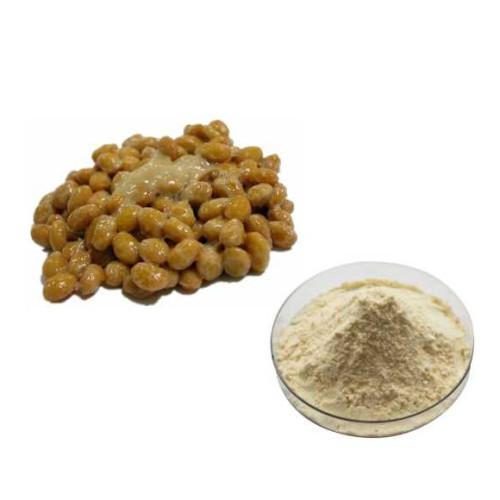 high quality Natto powder(Nature raw materials) nattokinase from natural natto powder