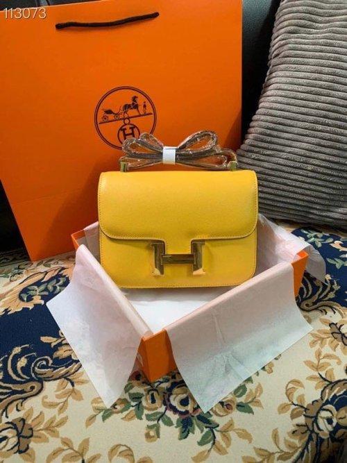 Wholesale hermes  style pu messenger bag crossbody bag adjustable strap  crossbody bags