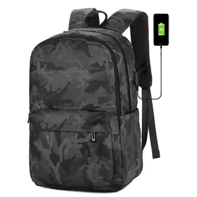 Wholesale Fashion simple  casual Backpack for men