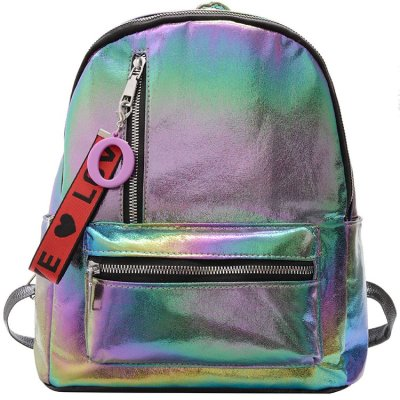 Mini Wholesale  Bling Sequins Kids School  Backpack Bag