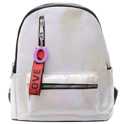 Mini Wholesale  Bling Sequins Kids School  Backpack Bag Children's   comfortable School  Backpack Shiny nylon Backpack