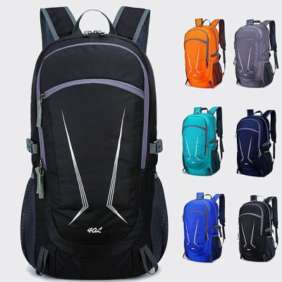 Wholesale Super Large Capacity outdoor  camping travel folded men backpack