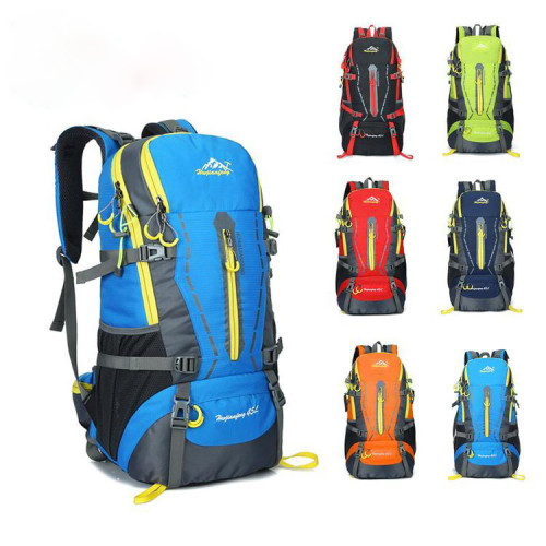 Professional Outdoor hiking backpack 45L Camping bag
