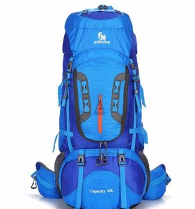 Large capacity Wateproof Outdoor travel backpack Camping backpack