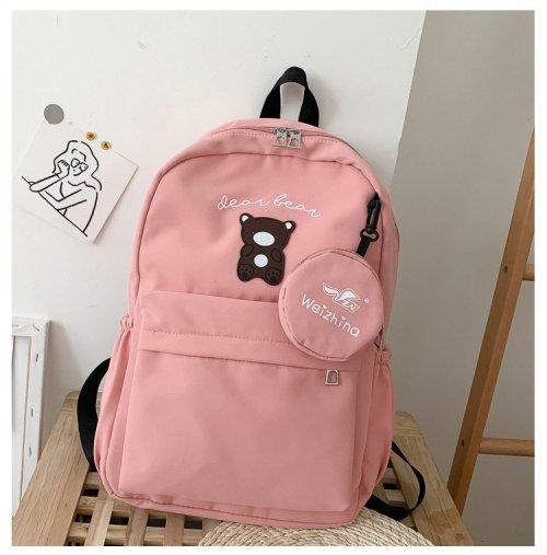 Wholesale Funny fruit pattern school bag for  nursery school students kindergarten school bag  pu bags fashion handbag