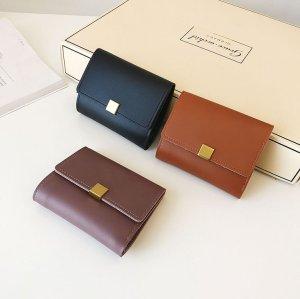 Pure colors envelope stylish simple purse for women mini pochette envelope bags women's pochette purse bags clutch bags synthetic bags