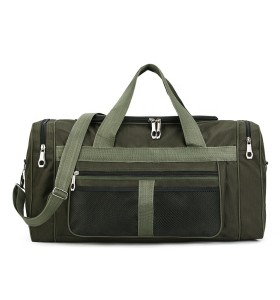 Large size big capacity competitive travelling men duffel travel bag