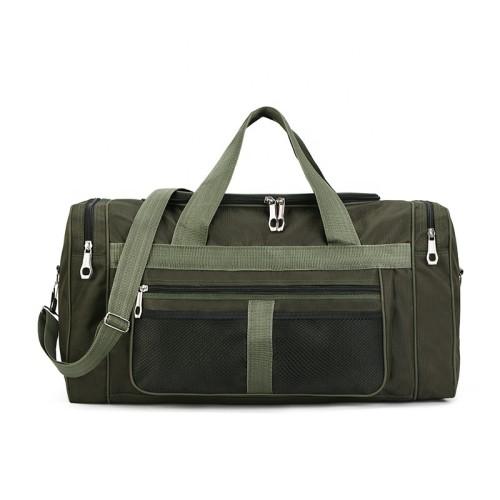 Large size big capacity competitive travelling men duffel travel bag