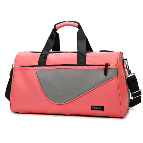 Trend Hot Outdoor Travel Duffle Bags Gym Sports Waterproof Custom Men Womens Duffle Bag With Show bags