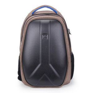 Outdoor Customise Logo Waterproof Material China Factory Hard Shell USB Charger Backpack Bag