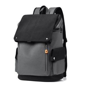 New design Fashion Unisex Oxford Waterproof Backpack bag men business laptop school backpack bag
