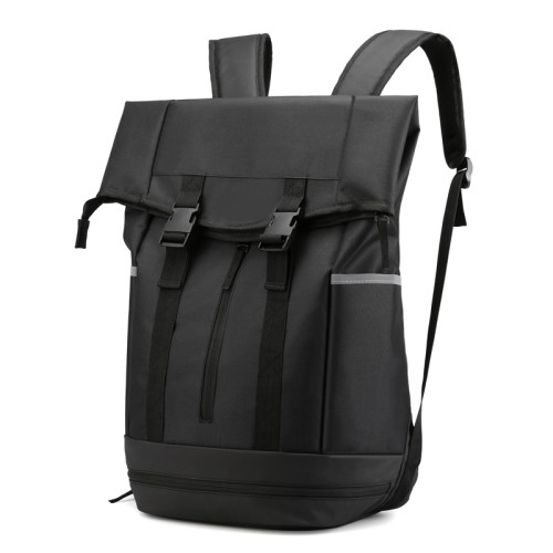 Fashion waterproof nylon leisure unisex casual backpack bag men casual sport backpack