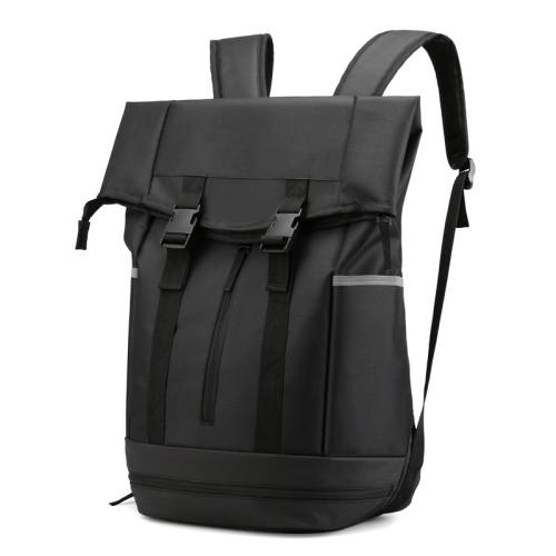 Fashion waterproof nylon leisure unisex casual backpack bag men casual sport backpack